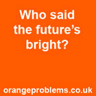 OrangeProblems - For when you need a little extra help